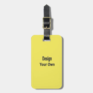 Personalize Luggage Tag