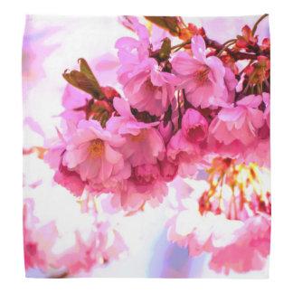 Personalize Me! Cherry Blossom Bandana