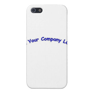 PERSONALIZE me with your CUSTOMER COMPANY LOGO!! iPhone 5 Case