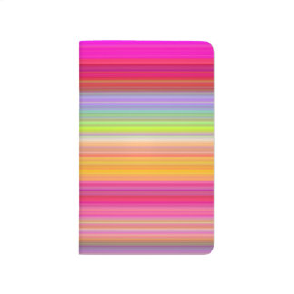 Personalize - Multicolor gradient background Journal