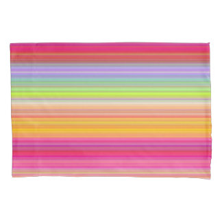 Personalize - Multicolor gradient background Pillowcase