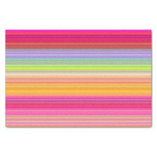 Personalize - Multicolor gradient background Tissue Paper