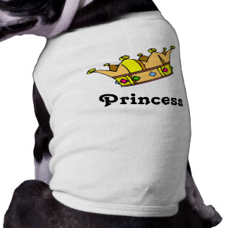 Personalize Name Doggie T-Shirt