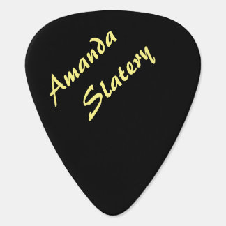 Personalize Photo (Heart Shaped) Guitar Pick