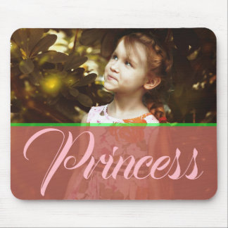 Personalize Princess mouse pad