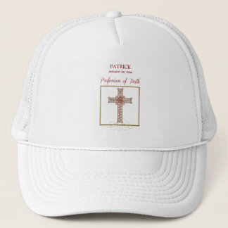 Personalize, RCIA Blessings on Profession of Faith Trucker Hat