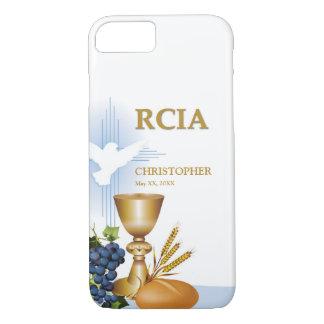 Personalize, RCIA Congrats Catholic Sacrament iPhone 8/7 Case