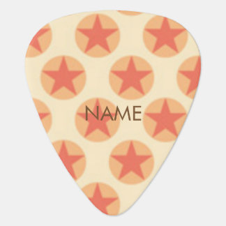 Personalize Red Star Pattern by storeman Pick