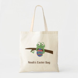 Personalize this Cute Easter Bag!