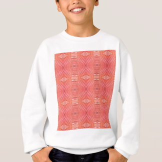 Personalize  This Pretty Peach Background Sweatshirt