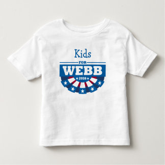 Personalize Your Group for Jim Webb T-Shirt
