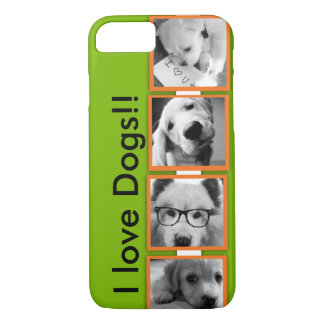 Personalize your love for Animals!!!! iPhone 7 Case