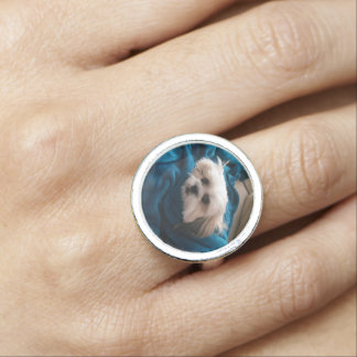 Personalize your own photo ring