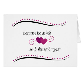 Personalized 10th Wedding Anniversary Card