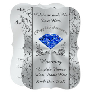 45th Wedding Anniversary Gift Ideas Parents : ... Anniversary Gifts - Parents 45th Wedding Anniversary Gift Ideas on