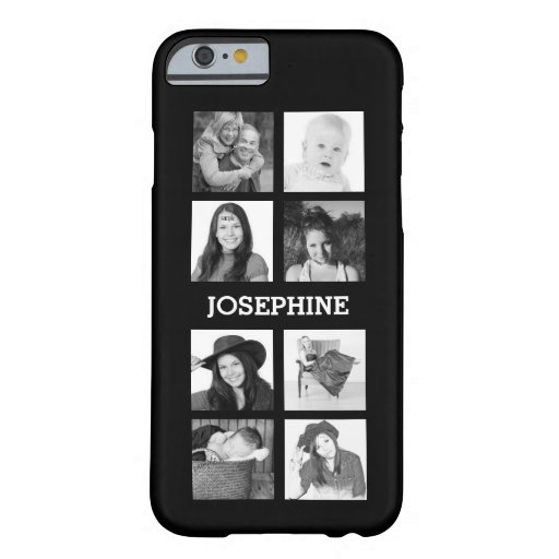 Personalized 8 Instagram Photo Grid iPhone 6 Case