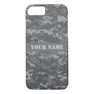 Personalized ACU Camo iPhone 7 case