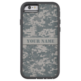 Personalized ACU Camo Tough Xtreme iPhone 6 Case