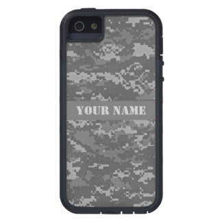 Personalized ACU Camouflage  iPhone 5/5S Extreme iPhone 5 Cover