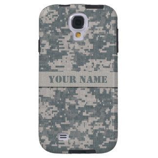Personalized ACU Digital Camo Samsung Galaxy S4