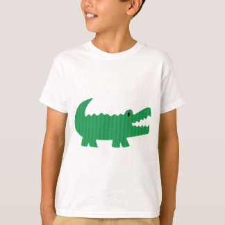 Personalized alligator print T-Shirt