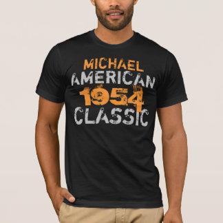 Personalized American Classic Birthday T-Shirt