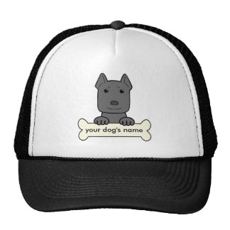 Personalized Amstaff Trucker Hat