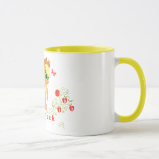 Personalized Applejack Mug