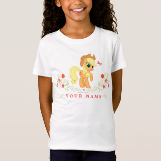 Personalized Applejack T-Shirt