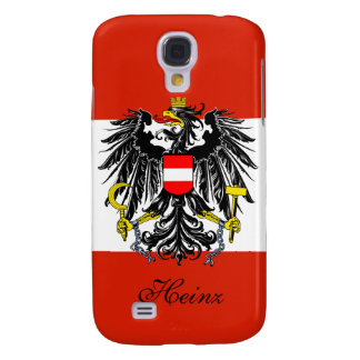 Personalized Austria Flag