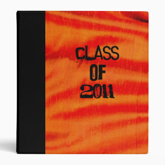 Personalized Avery Binder Memory book Orange