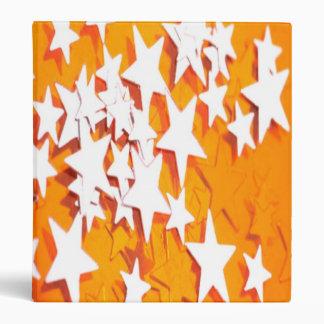 Personalized Avery Binder stars Memory book