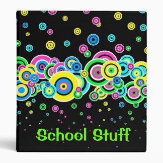 Personalized Avery school Binder Memory book