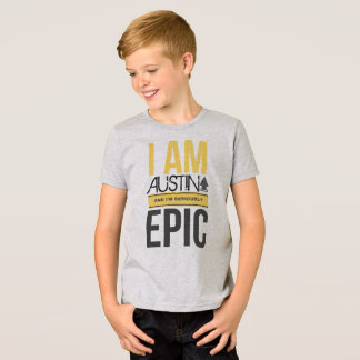 """Personalized """"AWESOME KID Shirts"""