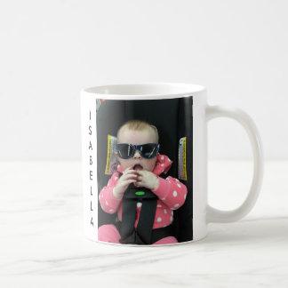 Personalized Baby Photo & Name Coffee Mug