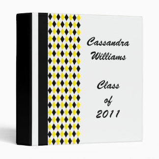 Personalized Back to School Binder