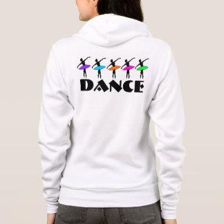 Personalized Ballet Dance Dancer Ballerina Hoodie