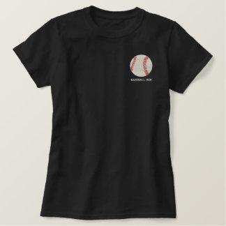 Personalized Baseball Ball embroidered Shirt