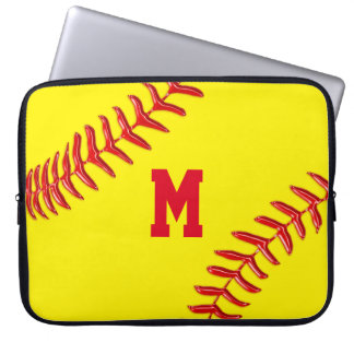 Personalized Baseball Cases for Laptop 10 - 15 in Laptop Sleeves