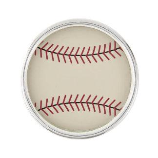 Personalized Baseball Lapel Pin