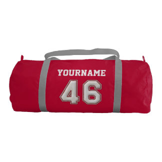 Personalized Baseball Number 46 with Your Name