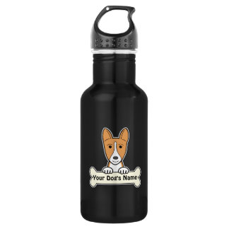 Personalized Basenji 532 Ml Water Bottle
