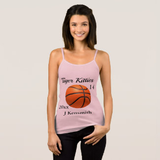 Personalized Basketball Champions League design ld Tank Top