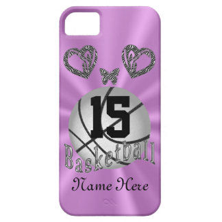 Personalized Basketball iPhone 5S Case for Her