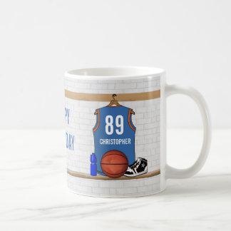 Personalized Basketball Jersey (LBO) Mug