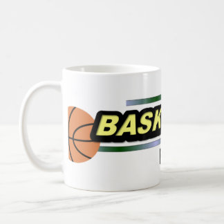 Personalized Basketball Mug