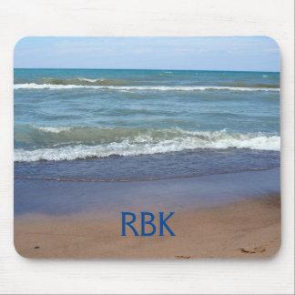 Personalized Beachfront Mousepad