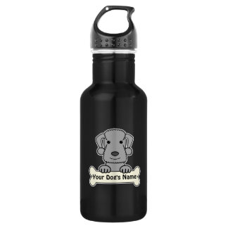 Personalized Bedlington Terrier