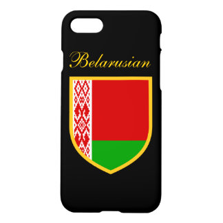 Personalized Belarus Flag iPhone 8/7 Case