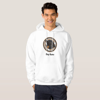 Personalized Bernese Mountain Dog Lover Breed Hoodie